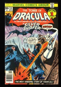 Tomb Of Dracula #50 VF/NM 9.0 Tongie Farm Collection Marvel Comics