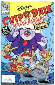 CHIP 'N' DALE RESCUE RANGERS #1 2 3 4, NM+, Origin, Disney, more in stor