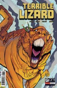 Terrible Lizard #1, NM + (Stock photo)