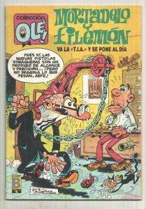 Coleccion Ole 372 - M. 165: Mortadelo y Filemon con el botones sacarino - Va ...