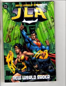 JLA New World Order Justice League DC Comics TPB Graphic Novel Comic Book J280