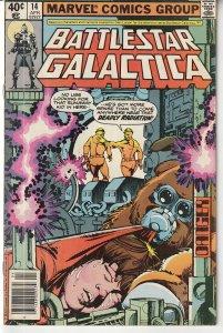 Battlestar Galactica(Marvel) # 14  Aftermath !!!!!!!!!!