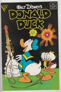 Donald Duck #266 (Sep-88) VF/NM High-Grade Donald Duck