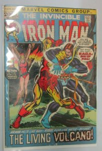 Iron Man #52 1st Series 4.0 VG (1972)