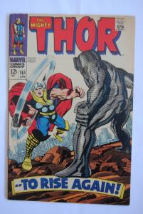 The Mighty Thor 151