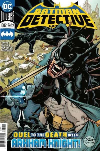 Detective Comics (2016 series) #1002, NM + (Stock photo)