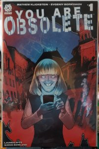 You Are Obsolete #1 (2019) NM
