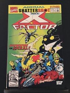 X-Factor Annual #7 (1992)