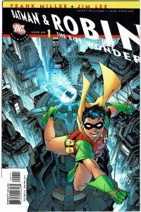 All-Star Batman & Robin #1 Robin Cover Variant - Frank Miller, Jim Lee - NM+