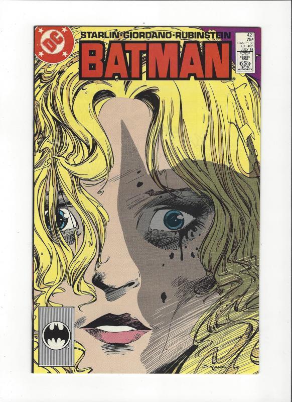 Batman #421 Starlin  NM