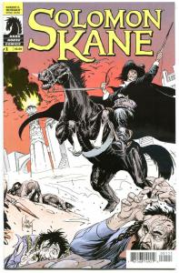 SOLOMON KANE #1 2 3 4 5, NM, Robert Howard, Puritan, Horror, 2008, 1-5 set, B