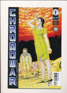 Dark Horse Comics Manga Lot of 3- CHRONOWAR 1-3 (of 9) VF (SIC689)