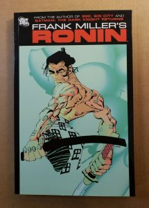 RONIN TPB SOFT COVER FRANK MILLAR 1988 GRAPIC NOVEL VF/NM OR BETTER