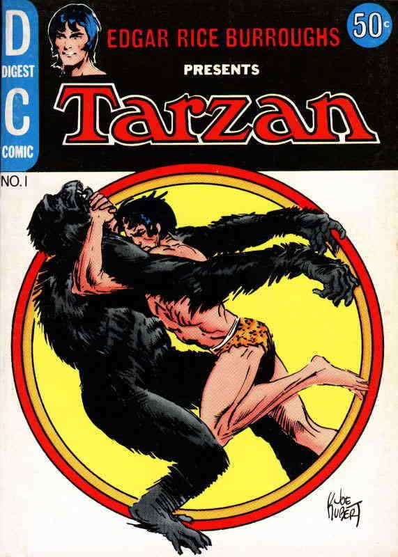 Tarzan Digest #1 FN; DC | save on shipping - details inside