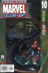 ULTIMATE MARVEL TEAM-UP (2001 MARVEL) #10 NM- AGSLMZ