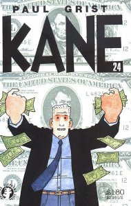 KANE (1993 Series) #24 Near Mint Comics Book