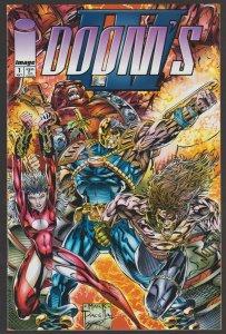 DOOM'S 4 #1 - IMAGE COMICS