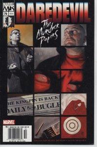Daredevil #76 (2005)