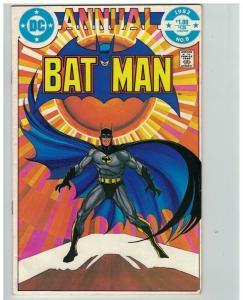 BATMAN ANN  8 (1982) FINE RAS-AL-GHUL