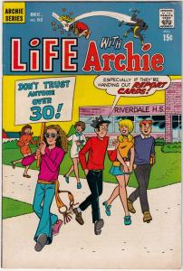 Life with Archie #92 (Dec-69) VF+ High-Grade Archie, Jughead, Betty, Veronica...