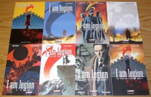 I Am Legion #1-6 VF/NM complete series + variant + one-shot - john cassaday set