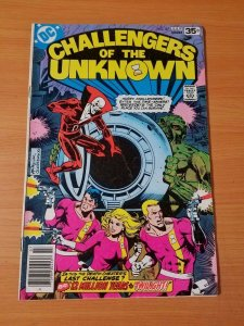 Challengers of the Unknown #87 ~ VERY FINE VF ~ (1978, DC Comics)