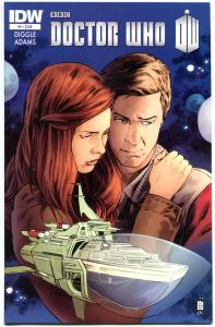 DOCTOR WHO #5, VF+, 2012, IDW, Vol 3, Tardis, more DW in store