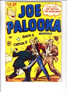 Joe Palooka Comics #30 (Mar-49) VG/FN Mid-Grade Palooka Joe