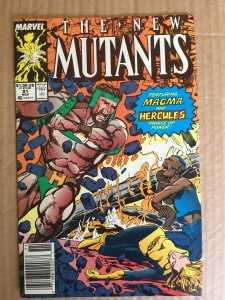 The New Mutants #81