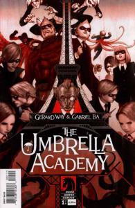 Umbrella Academy, The: Apocalypse Suite #1 VF/NM; Dark Horse   save on shipping