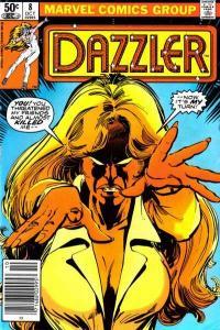 Dazzler #8, NM- (Stock photo)