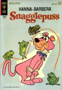 Snagglepuss #3, Fine- (Stock photo)
