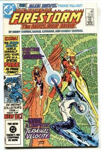 FIRESTORM #24 First Blue Devil DC High Grade NM-