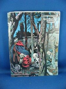 CARTOONISTS AND ILLUSTRATORS PORTFOLIO 2 VF WRIGHTSON WARD CONRAD 1978