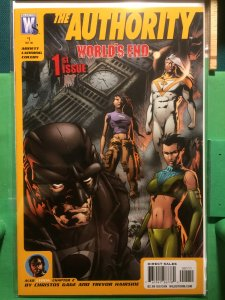 The Authority: World's End #1