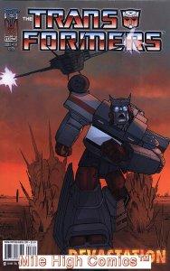 TRANSFORMERS: DEVASTATION (2007 Series) #3 B Near Mint Comics Book