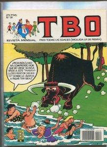 TBO de Ediciones B numero 030: (numerado 2 en trasera)