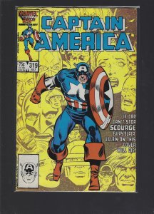 Captain America #319 (1986)