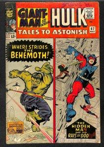 Tales To Astonish #67 VG- 3.5