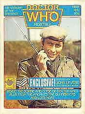 Doctor Who Magazine #82 FN; Marvel UK | save on shipping - details inside