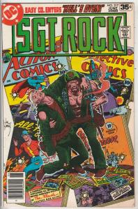 Sgt. Rock #317 (Jun-78) FN/VF+ Mid-High-Grade Sgt. Rock, Easy Co.