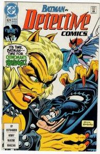 DETECTIVE COMICS #624 (VF/VF+) No Resv! 1¢ Auction! See More!!!