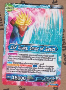 Dragon Ball Super CCG - Rise of Unison Warrior - Trunk/SS2 Trunk Envoy of Justic