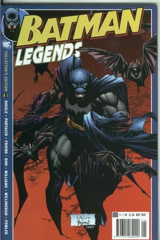 Batman Legends volumen 2 numero 05