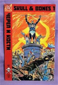 Ed Hannigan SKULL & BONES #1 with Alex Wald (DC, 1992)!