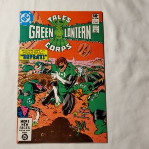 Tales of the Green Lantern Corps 2  Near Mint- 1st appearance of Nekron