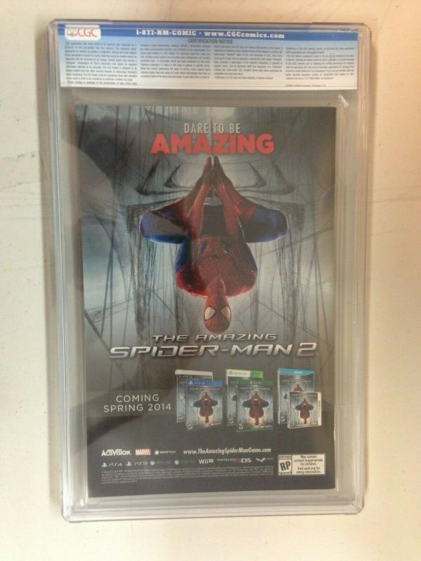 Amazing Spider-Man 1 Alex Ross variant CGC 9.8