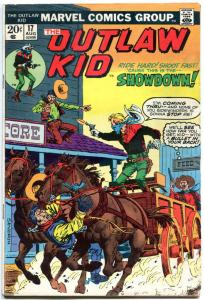 OUTLAW KID #17, 21, 24 25, VG to FN, Rawhide Kid, Gunfights, more in store