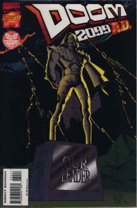 Doom 2099 #34 VF; Marvel | save on shipping - details inside