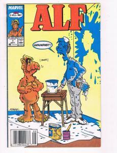 Alf #7 FN Marvel Comic Book DE5